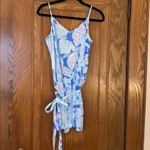 BNWT Lilly Pulitzer Deanna Romper